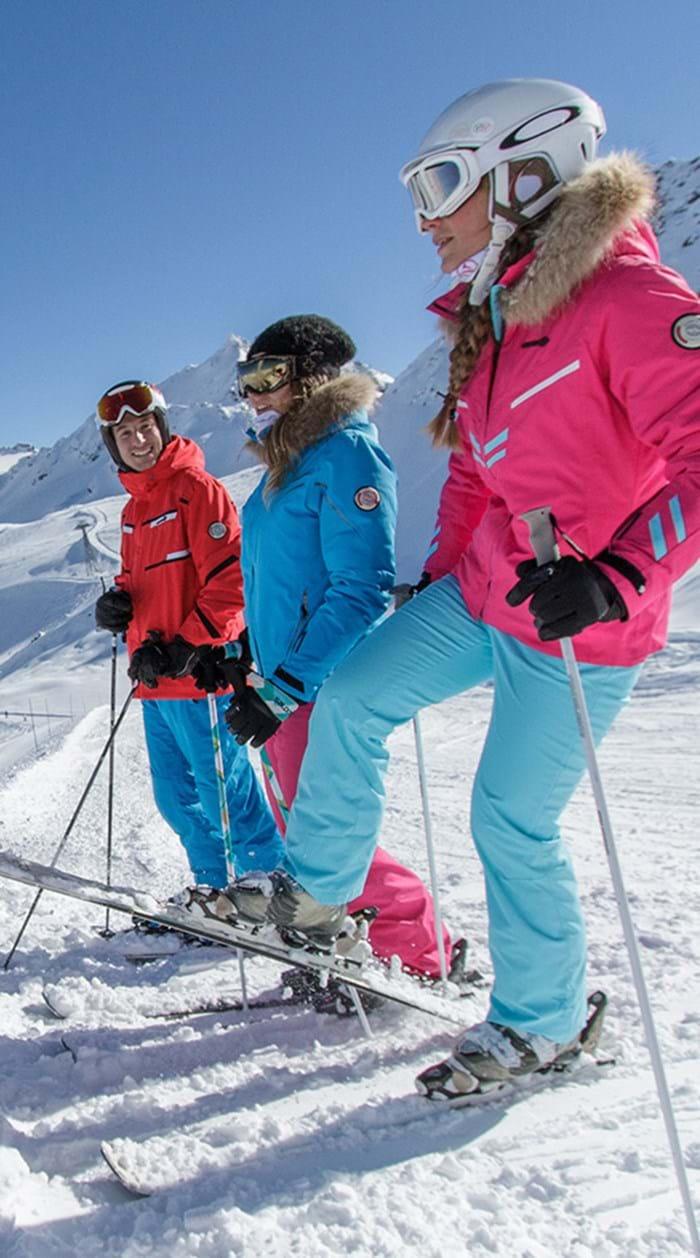 Solo på ski et oplagt valg for dig der mangler selskab på pisten