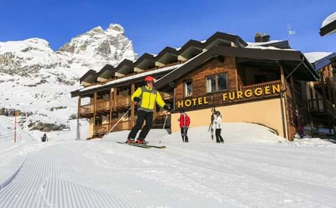 Hotel Meuble Furggen