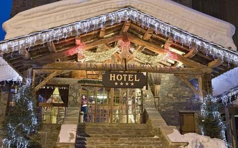 Hotel Les Suite du Montana