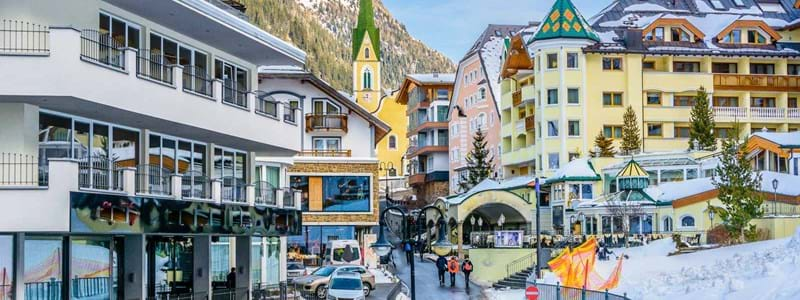 Ischgl by