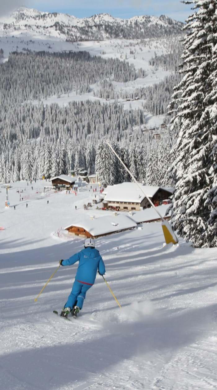 Solo +50 i Alperne - skituren for dig der gerne vil på skiferie med andre skientusiaster