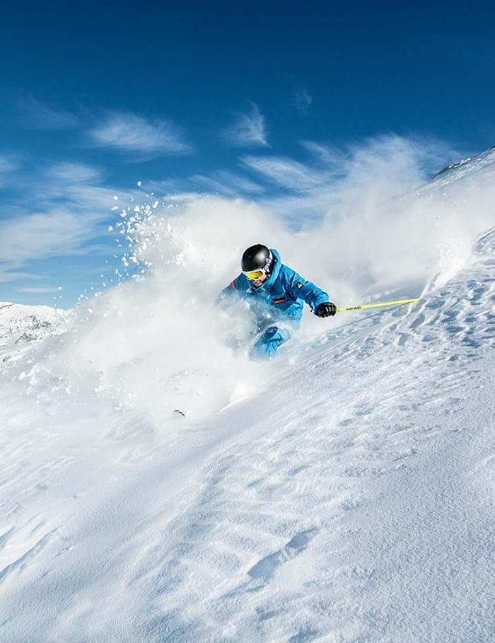 Skiferie i Alperne med Danski - vi har 22 destinationer i Alperne