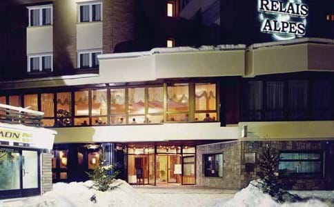 Hotel Relais Des Alpes