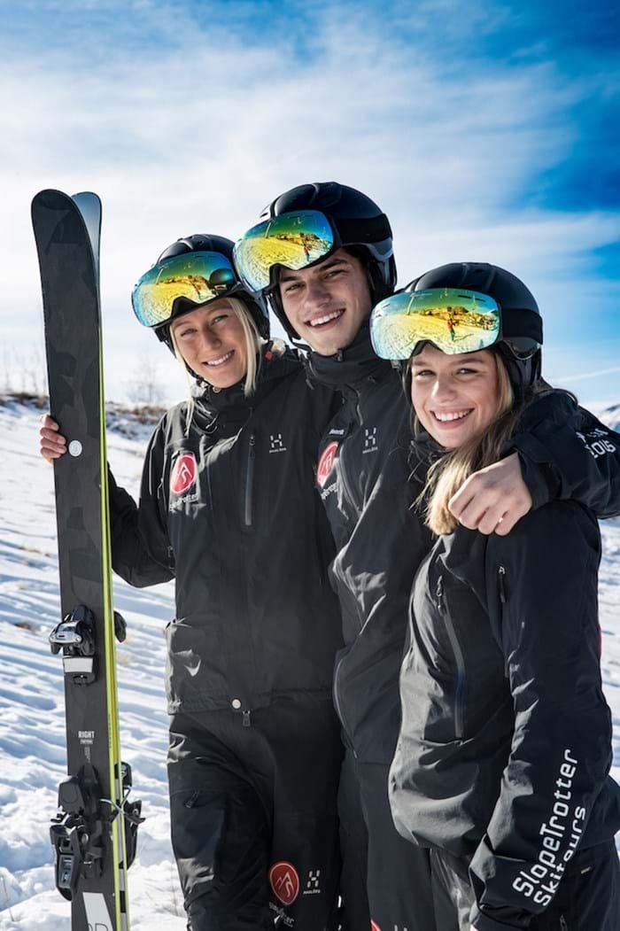 Få ett personligt erbjudande på en skidresa till Alperna