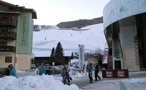 SNOWS - Hotel Garni Ehrenreich