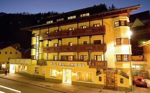Hotel Tyrol (Riders In)