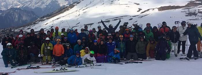 Bliv bedre på ski - tag med Danski på SkiBootCamp!