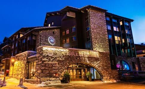 Hotel L'Aigle des Neig...