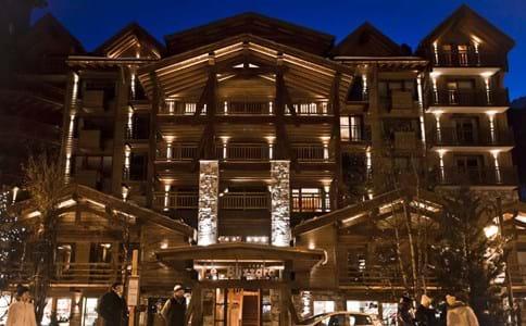 Hotel Le Blizzard
